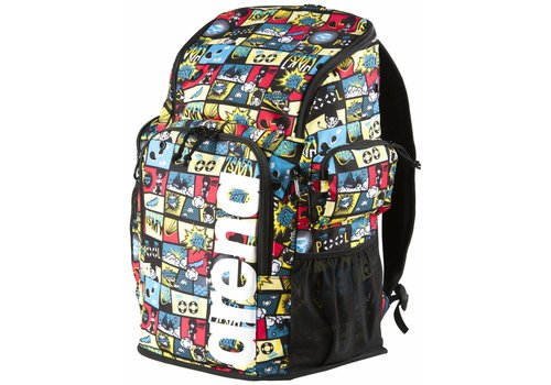 Arena Team 45 Backpack AO Comic Black