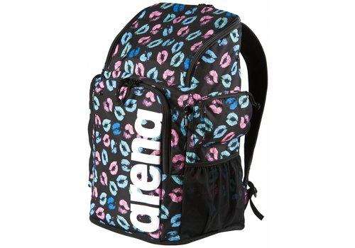 Arena Team 45 Backpack AO Lips Black