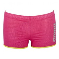 Arena Square Cut Drag Suit Pink