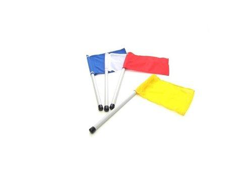 Waterpolo vlaggen set van 4 vlaggen