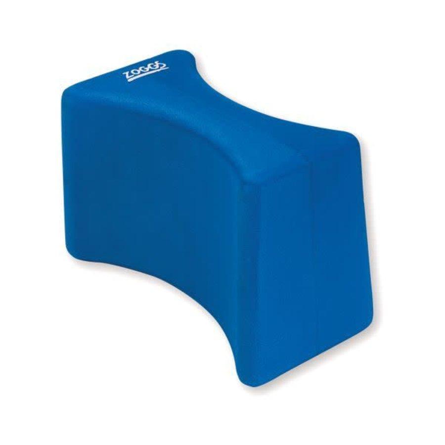 Zoggs Hydro-Flow Pull Buoy Blauw
