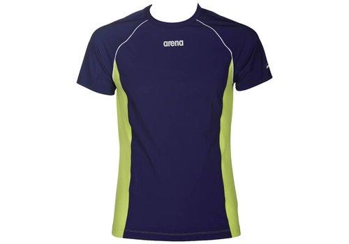 Arena Performance Revo T-shirt Men Black/Asphalt