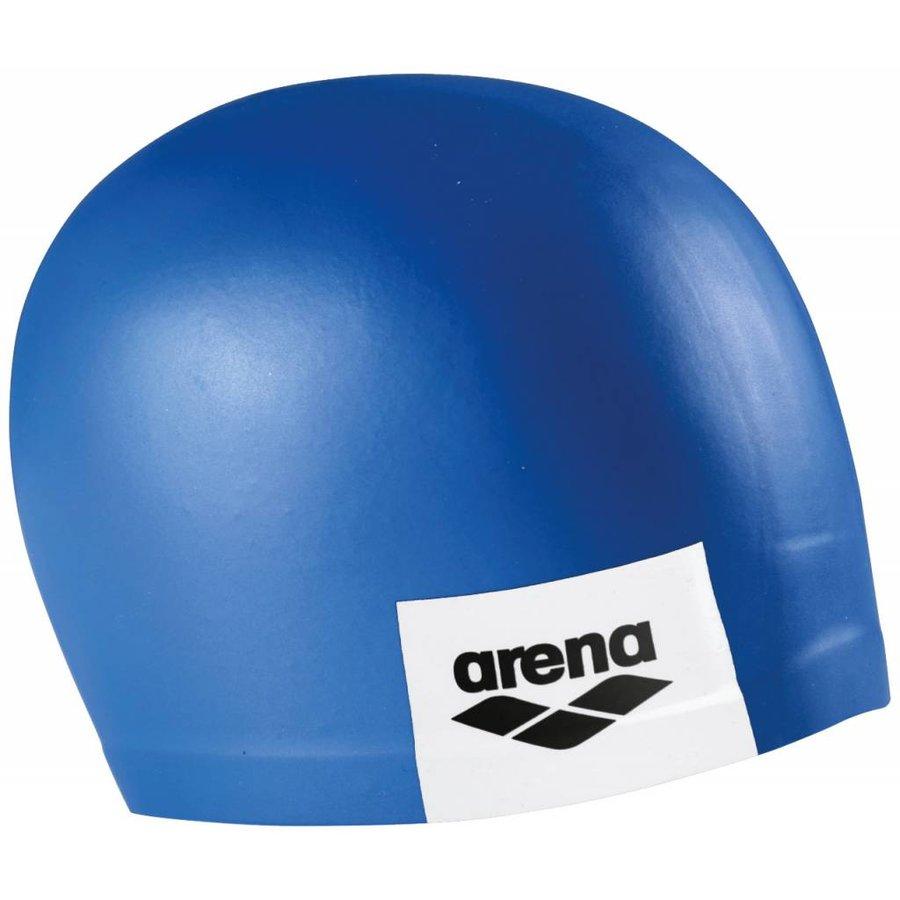 Arena Badmuts Logo Moulded Blue