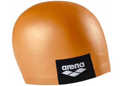 Arena Badmuts Logo Moulded Pinkish Orange