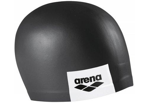 Arena Badmuts Logo Moulded Black