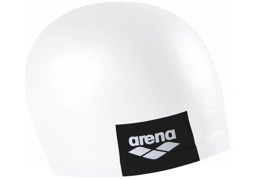 Arena Badmuts Logo Moulded White