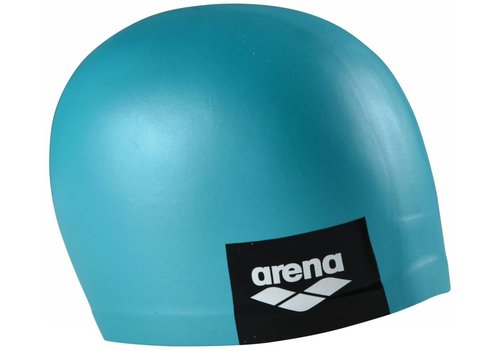 Arena Badmuts Logo Moulded Mint