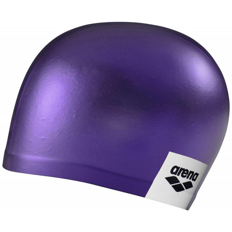 Arena Badmuts Logo Moulded Purple