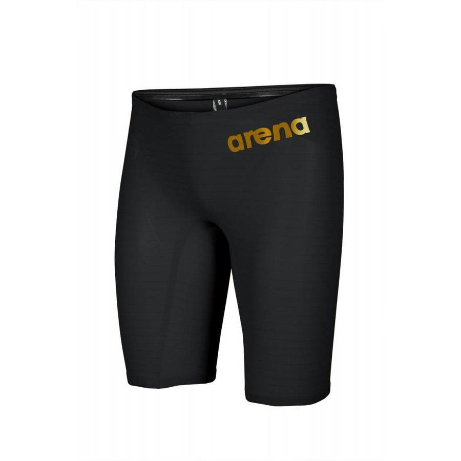 Arena Powerskin Carbon Air2 Jammer Zwart-Goud