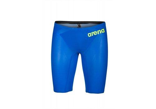 Arena Powerskin Carbon Air2 Jammer Blauw-Geel