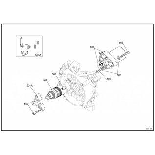 IAME S.p.A. Starter Reparatursatz X30