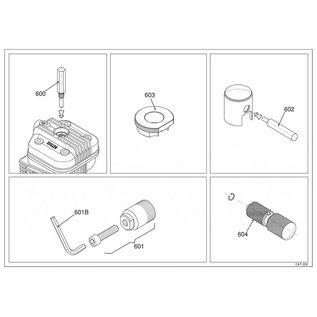 IAME S.p.A. Werkzeug für Kolbenclip X30