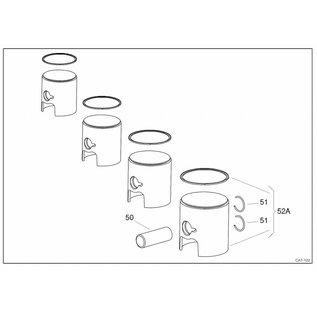 IAME S.p.A. Kolbenbolzensicherung 12x1 Waterswift