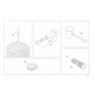 IAME S.p.A. Werkzeug für Kolbenclip Waterswift