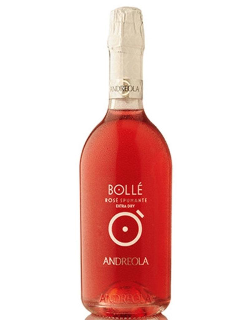Andreola - 'Bollé' Rosé spumante extra dry
