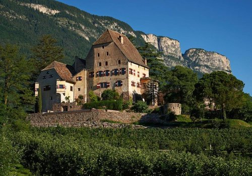 Weingut Schloss Englar - Alto Adige