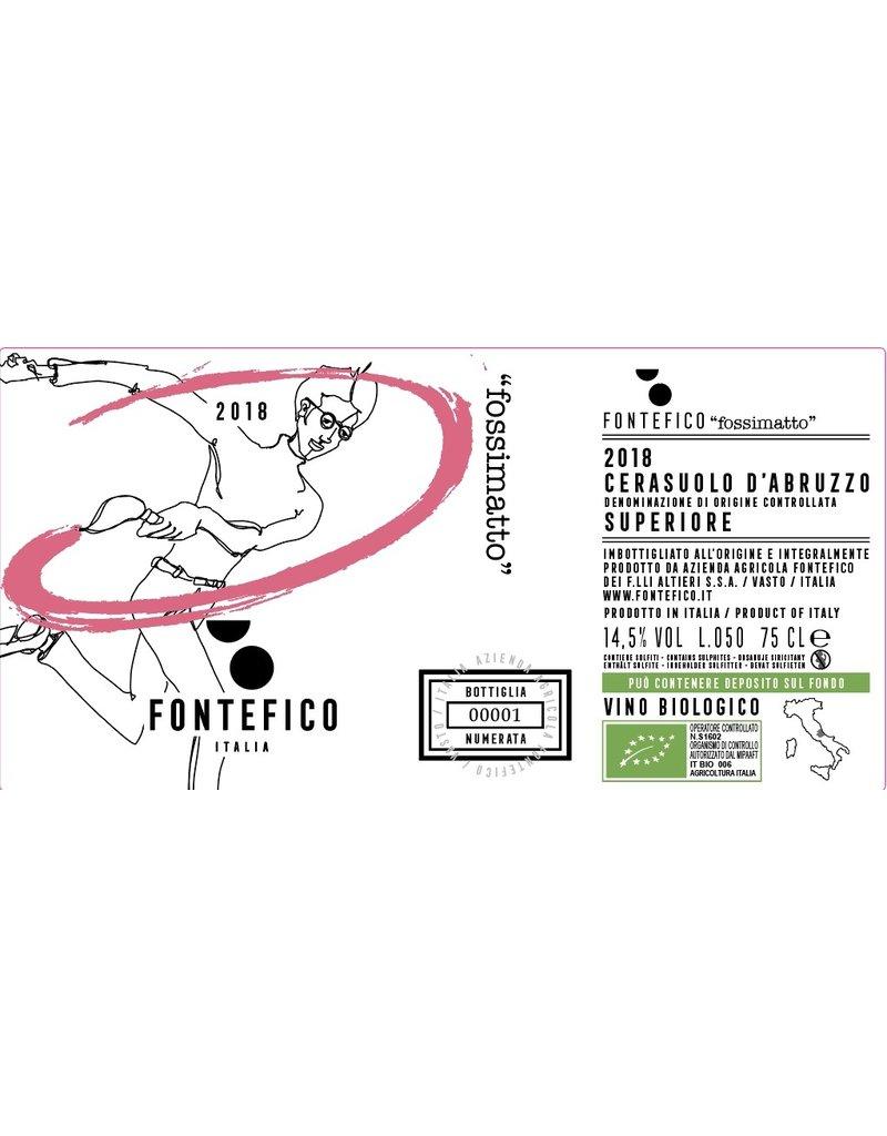 Fontefico - 2018 Cerasuolo d' Abruzzo 'Fossimatto' DOC