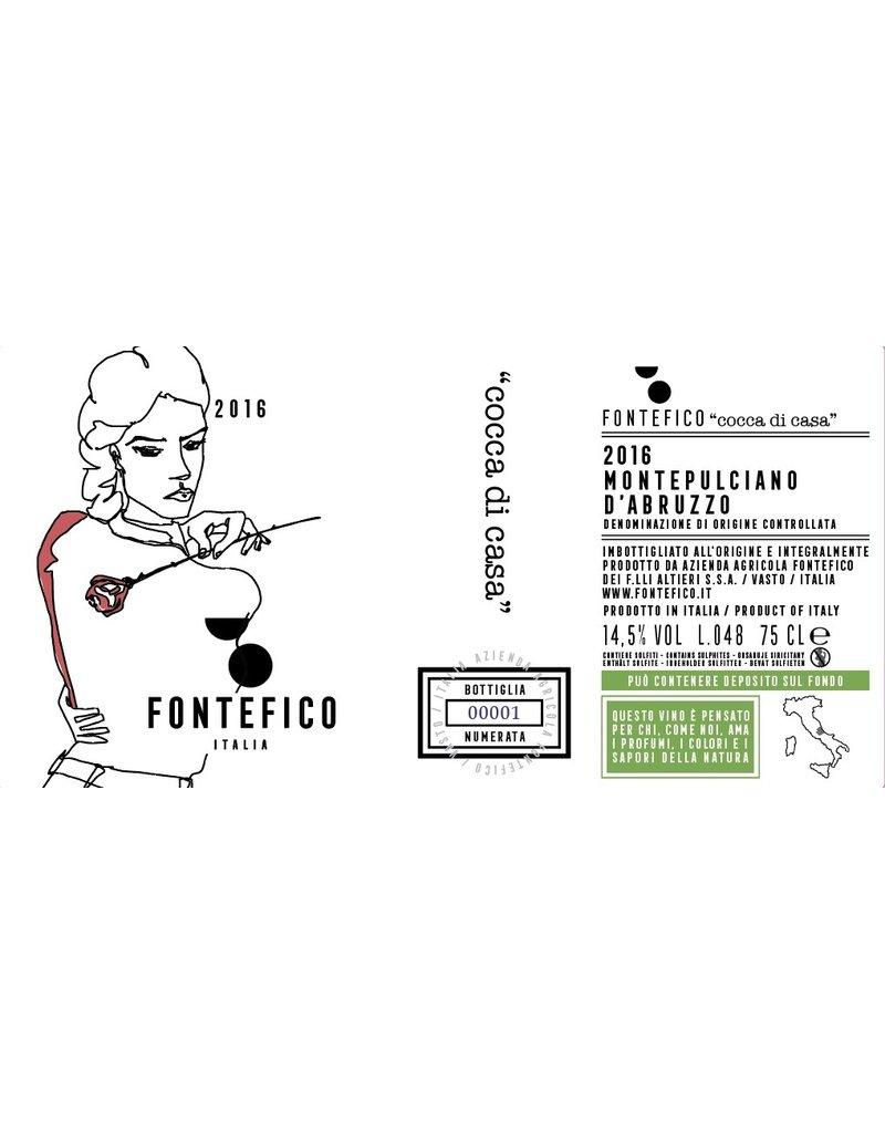 Fontefico - 2016 Montepulciano d' Abruzzo DOC