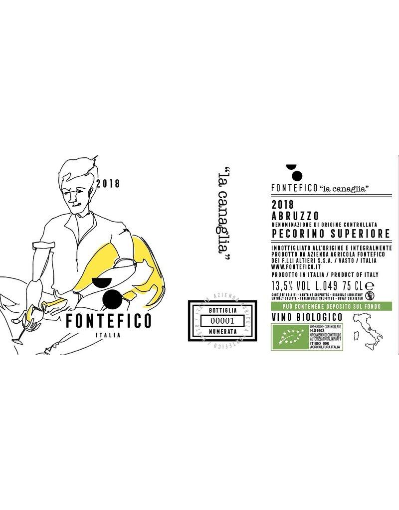 Fontefico - 2018 Pecorino Superiore DOC BIO