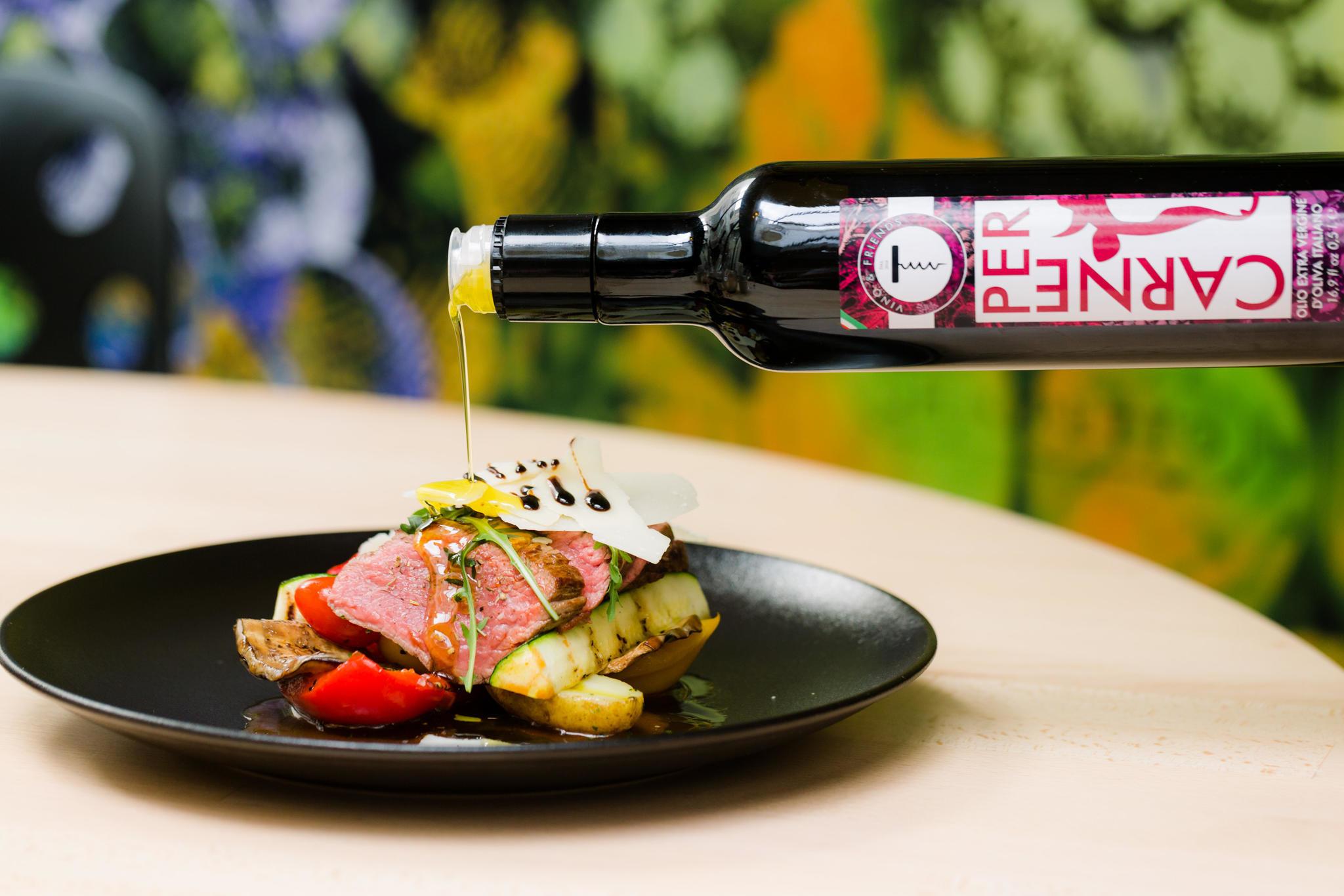 Vino&Friends olijfolies