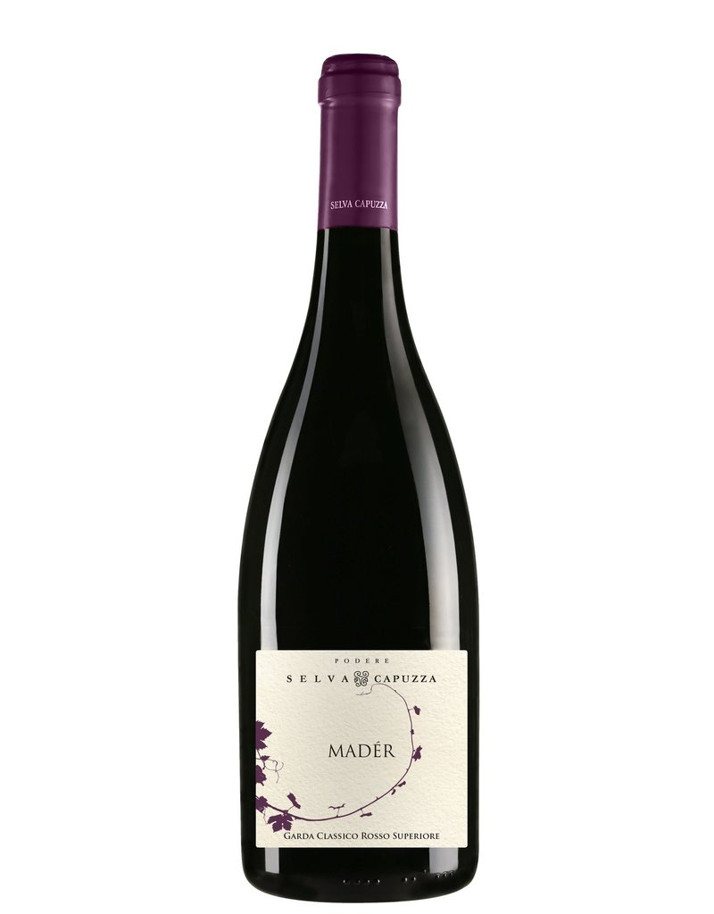 Selva Capuzza - 2015 'Madér' Magnum Garda Classico Rosso Superiore DOP