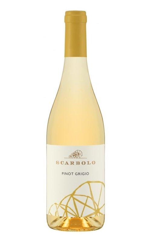 3 liter Pinot Grigio 2018 - Scarbolo - DOC