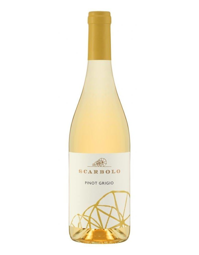 Scarbolo 3 liter - 2018 Pinot Grigio