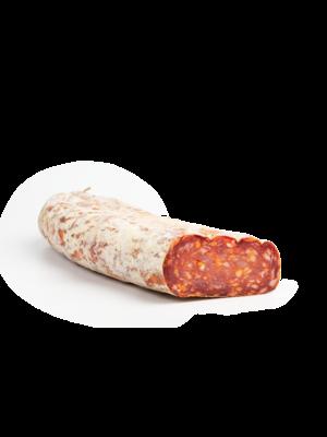 Salame spianata piccante