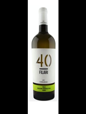 40 Filari bianco - Cantina Ariano