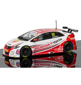 Scalextric BTCC Honda Civic Type R Gordon Shedden 2015