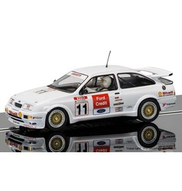 Scalextric BTCC Ford Sierra RS500 Robb Gravett Brands Hatch 1990