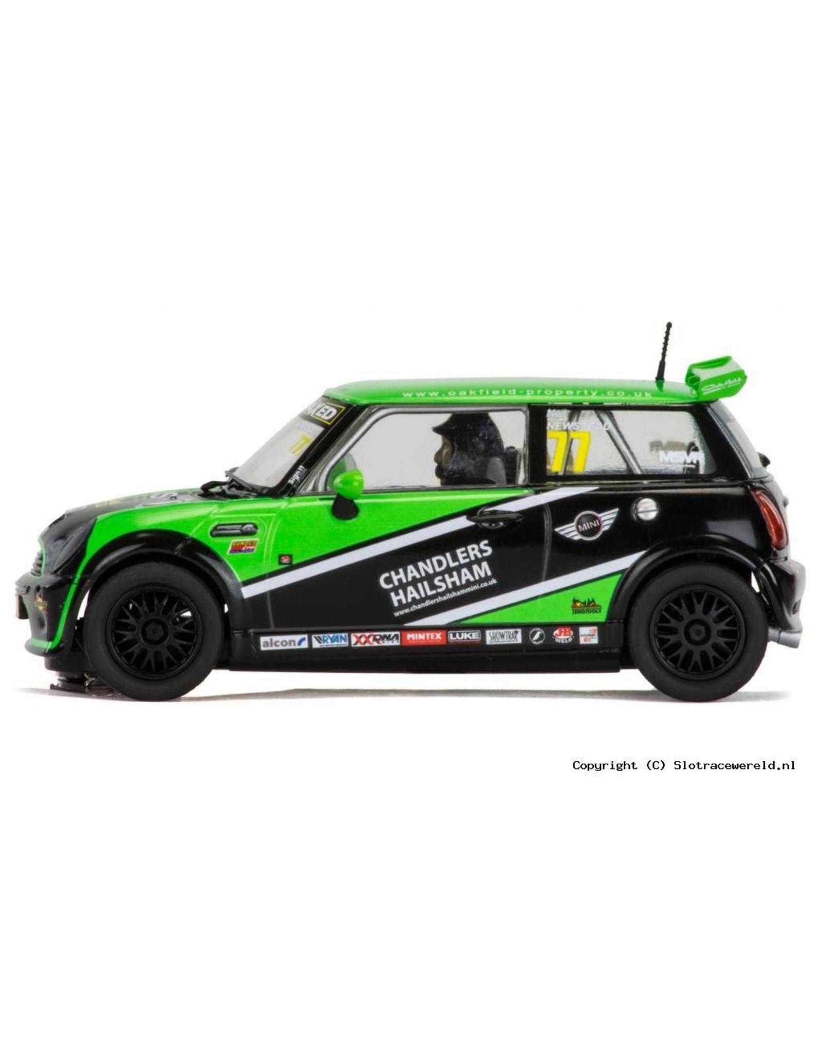 Scalextric BMW MINI Cooper S MINI Challenge 2015 - 1:32 - Scalextric