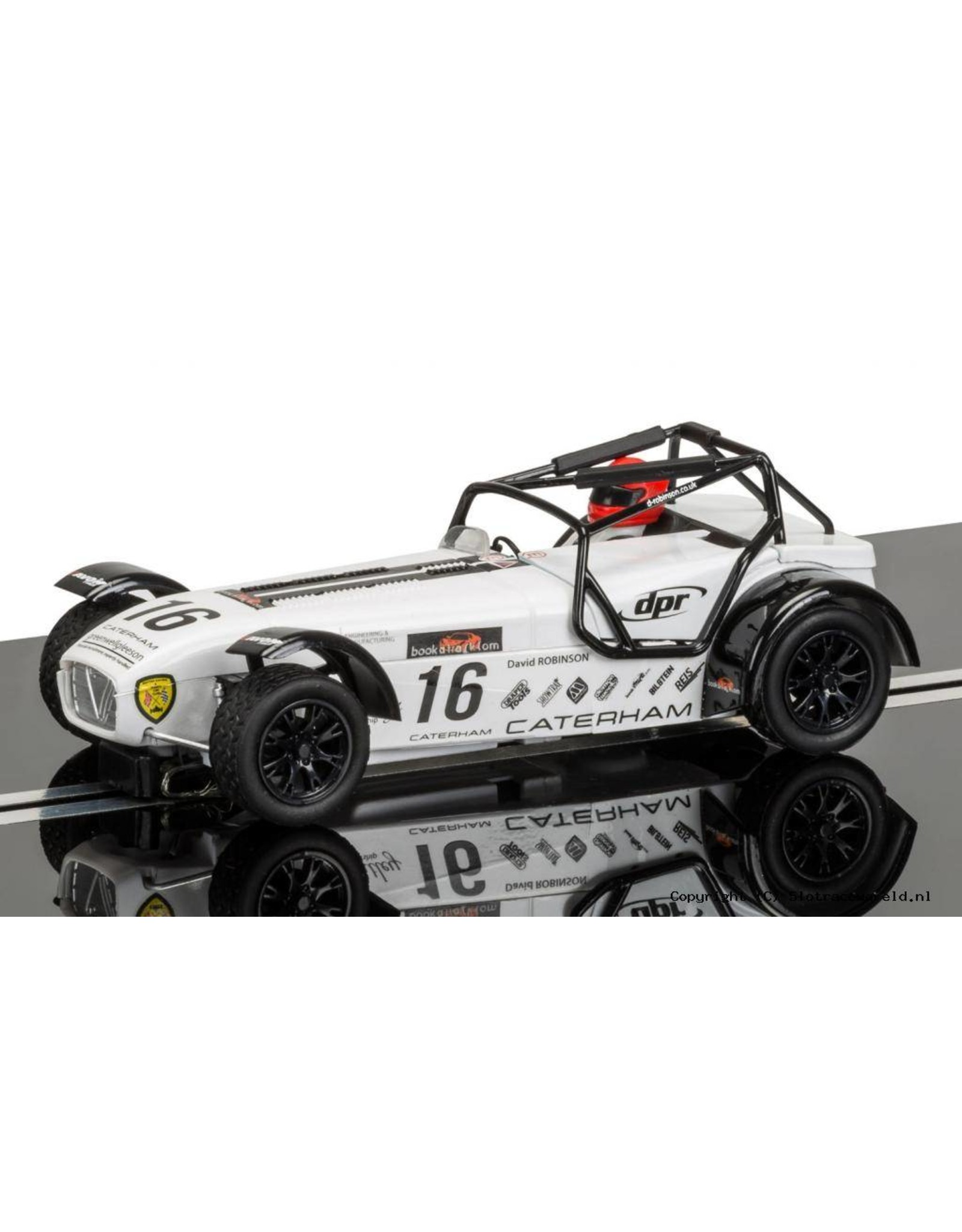 Scalextric Caterham Superlight R300-S Championship 2015 - 1:32 - Scalextric