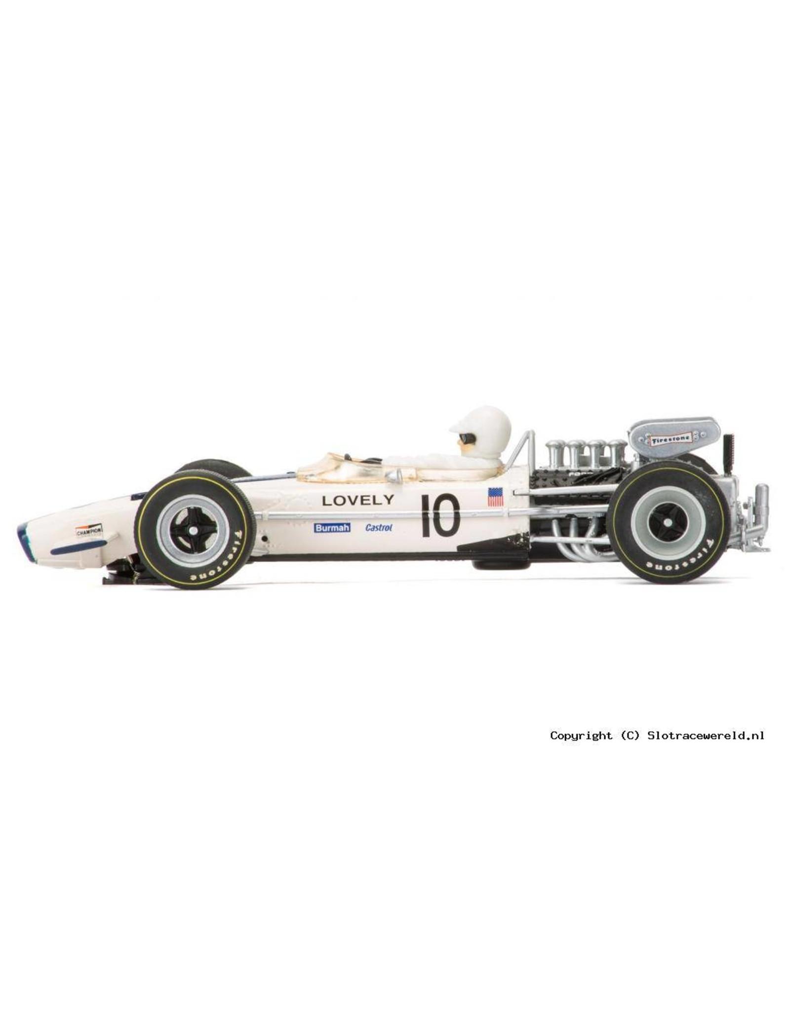 Scalextric Team Lotus 49 - 1:32 - Scalextric
