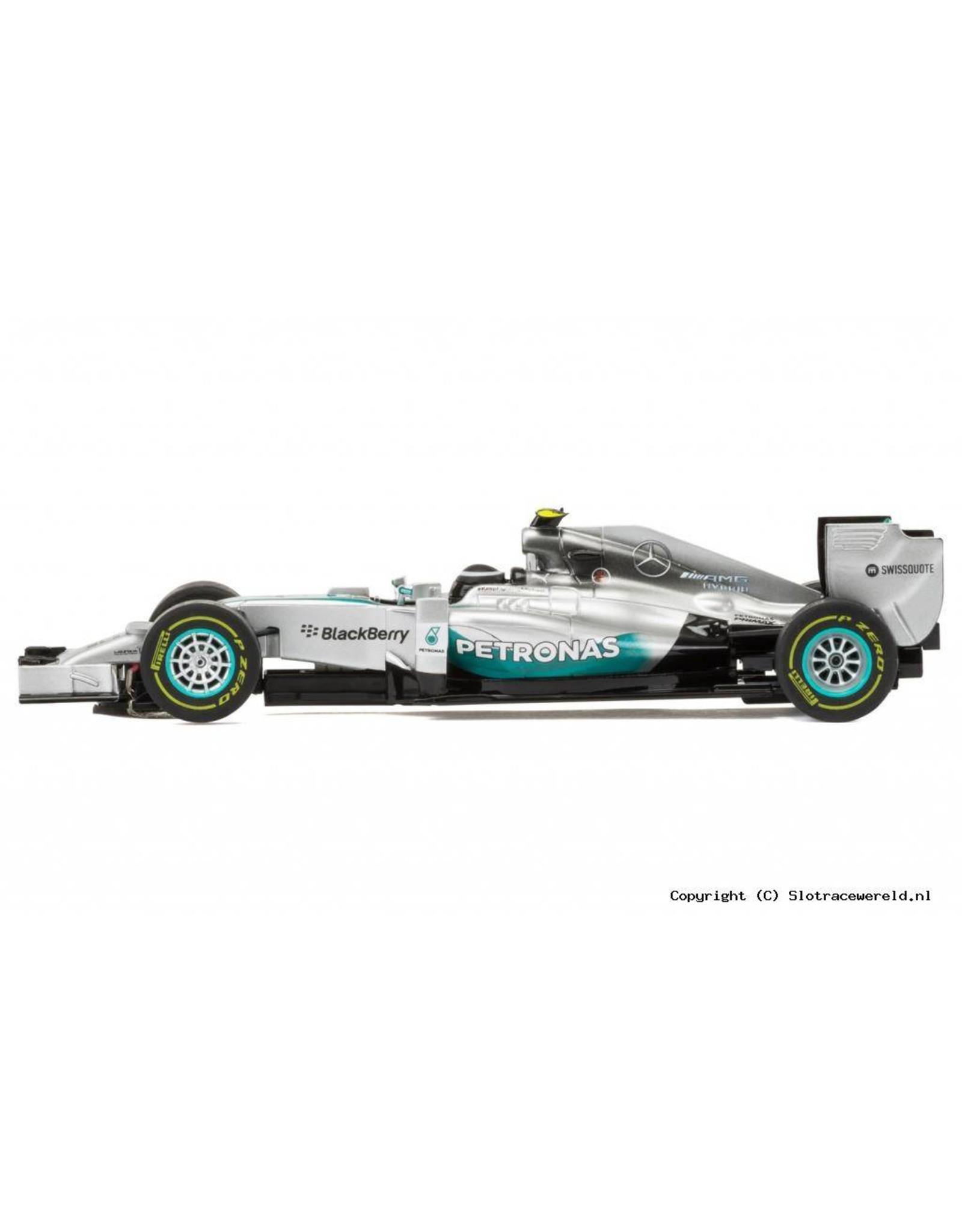 Scalextric Mercedes F1 W05 Hybrid Nico Rosberg (2014) - 1:32 - Scalextric