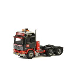 Volvo Volvo F16 Globetrotter Tractor 6x2 Tag Axle 'Multiwheels' - 1:50 - WSI Models