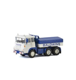FTF FTF F Serie 6x4 + Ballast Box 'Baldwins Crane Hire' - 1:50 - WSI Models