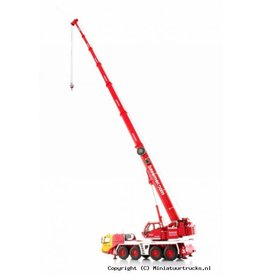 Grove Grove GMK4100L/4115L All-terrain Crane 'Baeumer' - 1:50 - TWH Collectibles