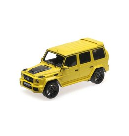 Brabus Brabus 850 6.0 Widestar Basis Mercedes-Benz G 63 AMG - 1:18 - Minichamps