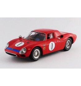 Ferrari Ferrari 250 LM RHD #1 6h Perth Caversham 1965 - 1:43 - Best Model