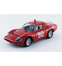 Abarth Abarth OT 1300 #90 1967 - 1:43 - Best Model