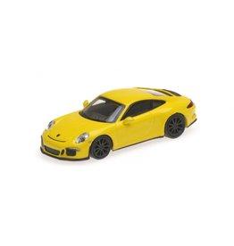Porsche Porsche 911 R 2016 - 1:87 - Minichamps