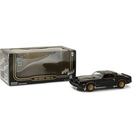 Movie Memorabilia Movie Memorabilia Pontiac Trans Am 1980 'Smokey and the Bandit II' - 1:24 - Greenlight
