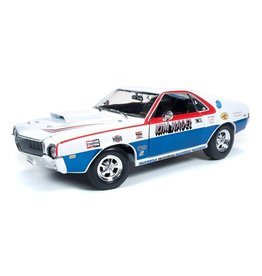 AMC AMC AMX Hurst S/S 'Kim Nagel' 1969 - 1:18 - Auto World