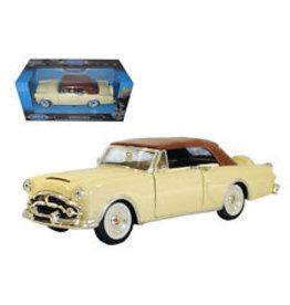 Packard Carribean + Closed Soft Top 1953