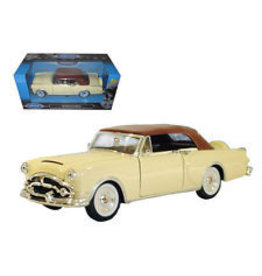 Packard Packard Carribean + Closed Soft Top 1953 - 1:24 - Welly
