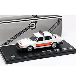 Saab Saab 900i 'Gemeente Politie' 1987 - 1:43 - Triple 9 Collection