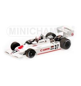 March March Honda F2 812 #37 European F2 Championship 1982 - 1:43 - Minichamps