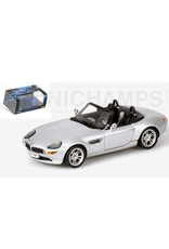 Movie Memorabilia Movie Memorabilia BMW Z8 'The World Is Not Enough' - 1:43 - Minichamps
