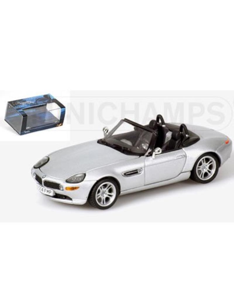 Movie Memorabilia Movie Memorabilia BMW Z8 'The World Is Not Enough' - 1:43 - Minichamps